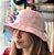Bucket Hat Rosa Princess - Imagem 2