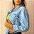 Jaqueta Jeans Cropped Jess Princess - Imagem 6