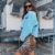 Jaqueta Jeans Cropped Jess Princess - Imagem 2