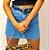 Saia Jeans Vintage Iza - Imagem 1
