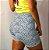Biker Shorts Preto/Branco Onça Princess - Imagem 5