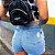 Shorts Jeans Destroyed Princess - Imagem 4