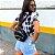 Shorts Jeans Destroyed Princess - Imagem 5