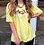 Camiseta Butterfly Amarela Princess - Imagem 3