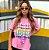 Camiseta Fuck Of Rosa Princess - Imagem 1