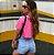 Cropped Clean Summer Rosa Neon  Estonado Princess - Imagem 3