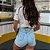 Shorts Mom Jeans Princess - Imagem 5