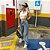 Calça Jeans Wide Leg Kate Escura Princess - Imagem 4