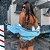 Vestido Onça Cetim Princess - Imagem 4