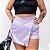Shorts Saia Lavanda Princess - Imagem 6