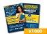 Panfleto de divulgação - Acompanhamento Escolar (x1000) - Imagem 1