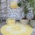 Tapete Tie Dye Amarelo 1,50 - Lorena Canals - Imagem 4