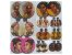 Kit 10 Brincos Afro em Mdf Estampados - Imagem 2