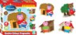 Quebra Cabeça Progressivo em Madeira - 30 peças - Os Três Porquinhos - NIG - Imagem 3