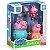 Conjunto de Figuras - 4 Personagens - Peppa Pig - Família Pig - DTC - Imagem 2