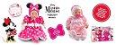 Boneca Minnie 48cm - Classic Dolls Recém Nascido - Roma Brinquedos - Imagem 3