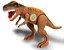 Dinossauro Tirano Rex Jurassic 43cm C/ Som- Adijomar - Imagem 1