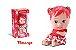 Kit C/ 4 Bebê Little Dolls Alive Cores E Sabores - Divertoys - Imagem 5