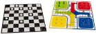 Jogo De Dama E Ludo - 2 Jogos - Estratégia Em Dobro - Nig - Imagem 2