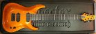 "Guitarra Schecter KM7 ""keith Merrow"" Lambo Orange (w/case) - Imagem 2"