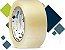Kit - Suporte Aplicador  de Fita Adesiva Grande + 10 Fitas adesivas transparente - Imagem 6