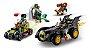 Lego Batman - Batman Vs Coringa: Perseguição De Batmóvel - 136 peças - LEGO - Imagem 2