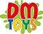 Arco e Flecha 3 Dardos- Dm Toys - Imagem 6