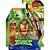 Figuras de Ação - Tartarugas Ninjas - Raphael - 12cm -Sunny - Imagem 1