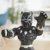 Boneco Pantera Negra - Articulado - Playskool Heroes - Hasbro - Imagem 3