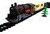 Super Locomotiva - com Farol e Som - Braskit - Imagem 2
