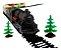 Super Locomotiva - com Farol e Som - Braskit - Imagem 3