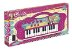 Teclado Glamouroso - Linha Musical Barbie - Fun - Imagem 1
