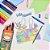 Caixa de Lápis de Cor - Apagável - 12 Cores - Leonora  - Imagem 4
