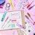 Caneta Gel - Pastel Trend - 6 Cores - Jocar Office - Leonora  - Imagem 4