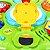 Piano Infantil - com Tambor - Adijomar - Imagem 2