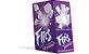 Chiclete Flics  sabor Uva com 12 cartelas - Arcor - Imagem 1