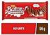 Caixa Chocolate Barra Baton Tablete Ao Leite com 10 unidades de 96g - Garoto - Imagem 2