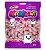 Marshmallow Twist Rosa e Branco 250g - Docile - Imagem 1