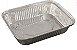 Marmitex com tampa Capacidade 1150ml c/10 - Wyda - Imagem 1