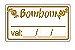 Etiqueta Adesivo Decorativo Bombom - Eticol - Imagem 1