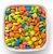 Mini Chicles Xclé Tutti-frutti com 24 pacotes de 11g - Docile - Imagem 3