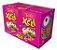 Mini Chicles Xclé Tutti-frutti com 24 pacotes de 11g - Docile - Imagem 1