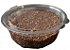 Flocos de chocolate Split 4D meio amargo 200g - Callebaut - Imagem 1