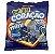 Pirulito bat bat coração azul c/ 50 unidades - Peccin - Imagem 1