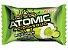 Chiclete atomic ácido sour sabor maça verde com 28 unidades - Peccin - Imagem 2