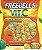 Bala Dura Vit C Freegells sabor Citrus 584g - Riclan - Imagem 1