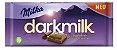 Chocolate darkmilk 85g - Milka - Imagem 1