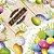 Envelope para ovos chocolate artesanal 35x35cm 25 unidades - Cromus - Imagem 1