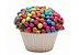 Forma Cupcake N°0A Branca- Reiki  - Imagem 2