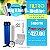 """Filtro de entrada Big Blue 20"""" polegadas com refil Polipropileno 5 micras  - Imagem 1"""